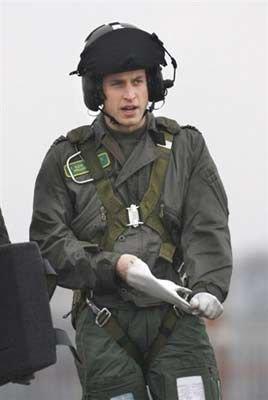 媒体曝威廉王子将赴马岛服役 阿国防部长批评