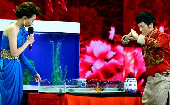 20:00全程直播2011年中央电视台元宵晚会