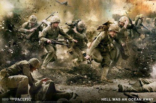 艾美奖最佳迷你剧 10分钟了解《太平洋战争》