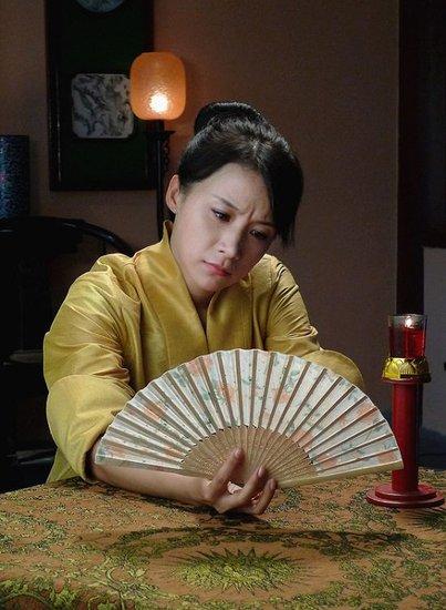 姚芊羽《扇娘》传递正能量 演绎中国坚强女性