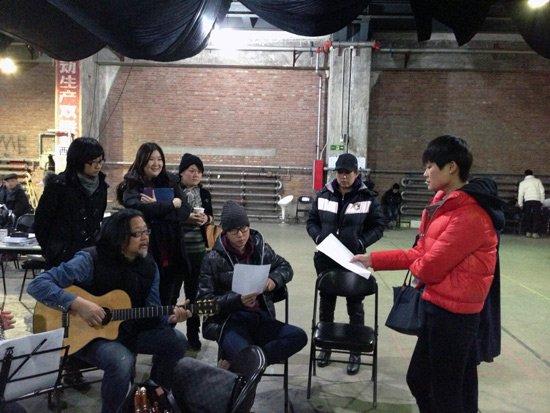 赖声川为李宇春写歌 联手打造如梦主题曲