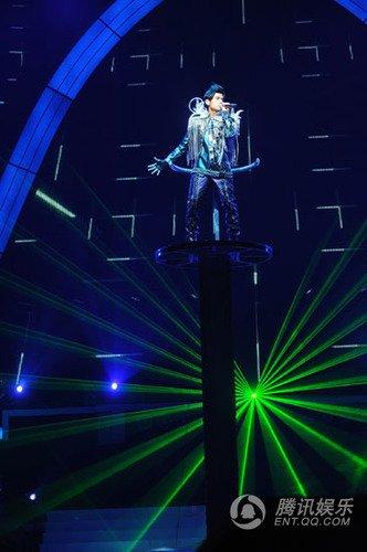 周杰伦本周末沪上超时代 要把歌迷带进未来世界