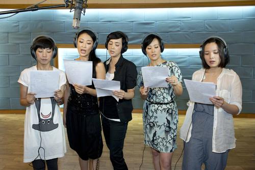 三主演献声《女人帮》 邬君梅自爆曾被王菲称赞