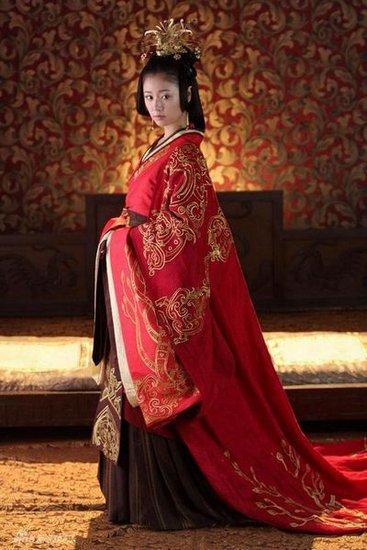 林心如演绎汉朝第一皇后