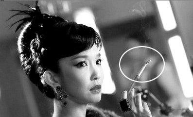 """九成电视剧有含烟镜头 控烟协会呼吁""""戒烟"""""""