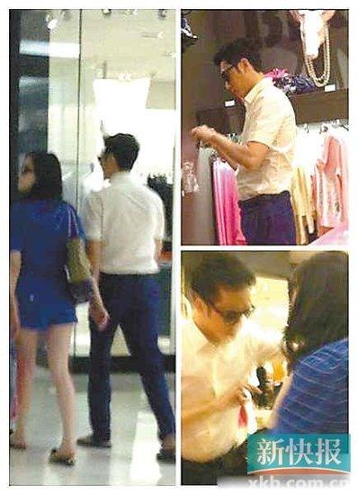 网传冯绍峰与倪妮热恋 两人被指一起逛街买衣服