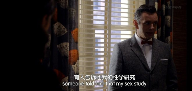 美剧里腹黑闷骚的老板之性爱大师之William