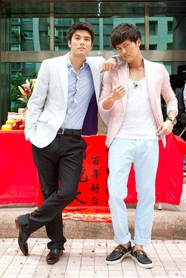 吴克群变身厨师不怕露肉 暌违9年再拍偶像剧