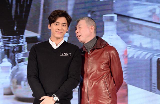 《老炮儿》冯小刚评价李易峰:不糙也不娘