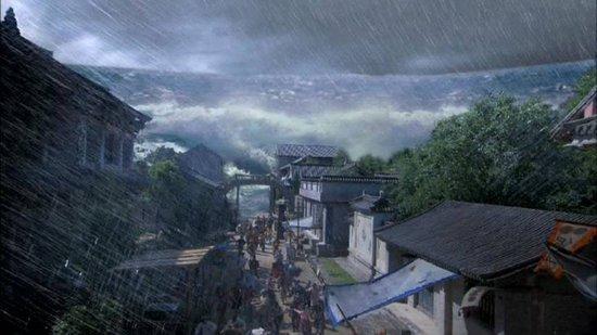 旷世情缘《又见白娘子》热播 3D影像受追捧