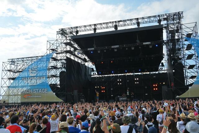 "EPIK HIGH出演日本音乐盛典""SUMMER SONIC 2015"" 引粉丝疯狂"