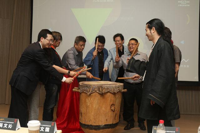 上海世界音乐季启动 中外大咖音乐家云集