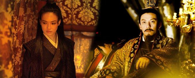 影片中,舒淇饰演的聂隐娘和张震饰演的田季安都有各自的孤独。