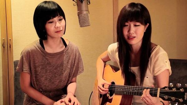 """""""好声音""""Robynn&Kendy将有粤语新歌推出"""