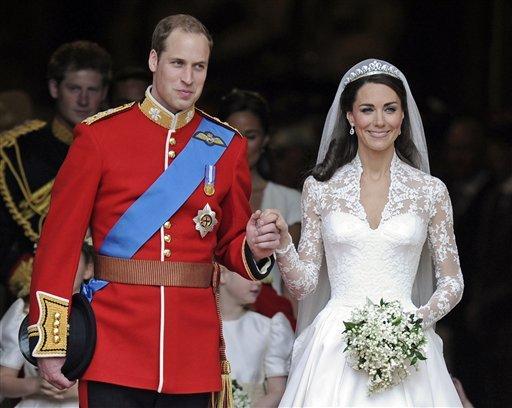 华盛顿邮报:英国皇室落魄下的爱情童话故事