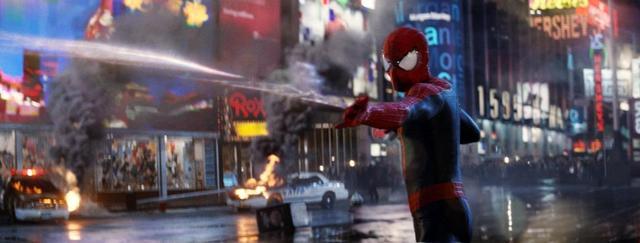 马克·韦布揭秘IMAX 3D《超凡蜘蛛侠2》超凡看点