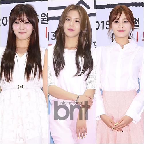 AOA新三人小分队出击 2月中旬发表新曲