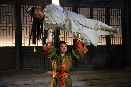 《楚留香》比真功夫+张智尧樊少皇争做武指