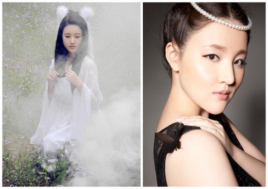 这三位女演员互相之间竟然长的有几分神似图片