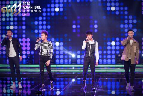 回顾中国男团的歌舞魅力 亚洲偶像榜全亚洲放送