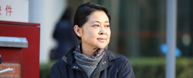 倪萍传递着正能量的生活态度。