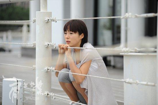 《肩上蝶》花絮上演穿越  江一燕诠释因为爱情