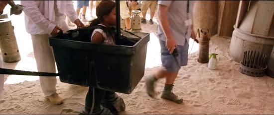 """楹在好莱坞丨《星战7》的制作方法有多""""笨""""?"""
