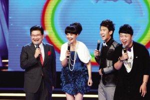 第17届上海电视节开幕 新老名嘴大聚会