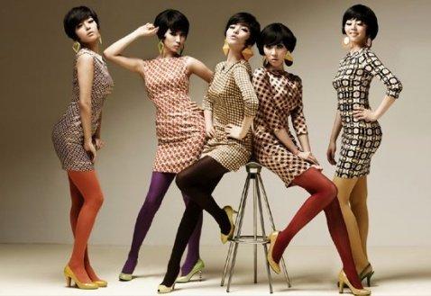 Wonder Girls任奥运宣传大使 未与少女时代不和