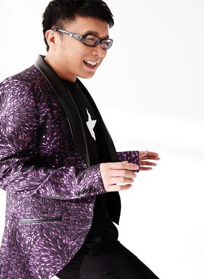 """庞龙与网友分享相逢故事:人生贵在""""相逢一笑"""""""