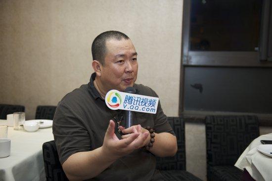 专访最具实力导演刘江:戏不是拍给评委看的