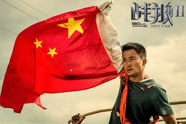 他是《战狼2》背后男人 要拍中国版《指环王》