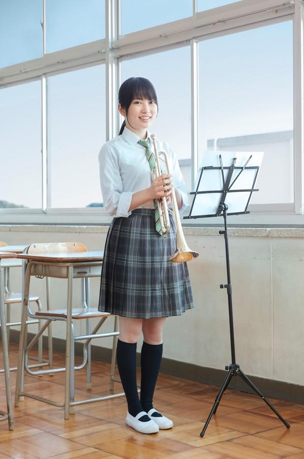 童星志田未来这么大了! 《青空呐喊》再演高中生