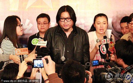 高晓松出狱首拍公益片 现身说法呼吁远离酒驾