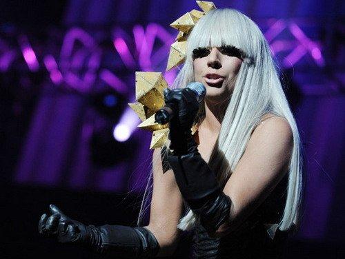 Lady Gaga进军演艺圈 客串英剧《神秘博士》