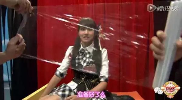 SNH48成员:陈宝国是谁?