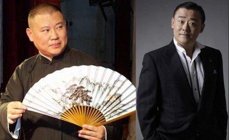 """郭德纲澄清""""与周立波抢角""""传闻 否认发行专辑"""