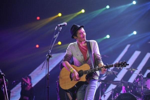 朴树北京演唱会首场观众爆满 现场竟然还有点歌环节