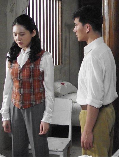 秋瓷炫新《乌龙山》上演三角恋 感情归属成焦点