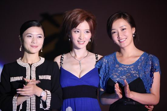 《金枝玉叶》正在央视八套热播,该剧因汇聚了香港演员 林保怡(微博)图片