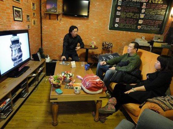 导演刘江评《博物馆奇妙夜》 称赞节目做得很好