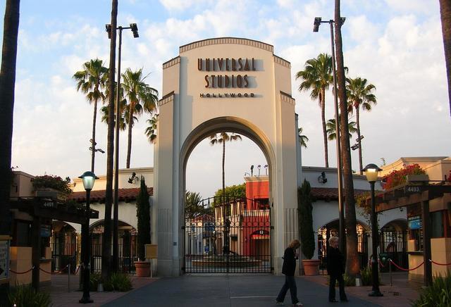 楹在好莱坞丨好莱坞高逼格电影公司都在哪儿?