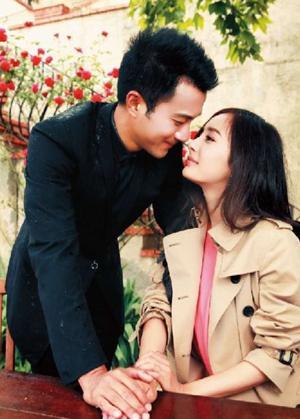 刘恺威否认和杨幂奉子成婚 要亲手帮孩子剪脐带