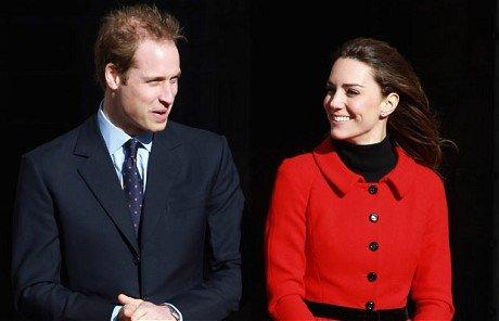 威廉王子大婚前接受民众祝福 担心自己忘记发言