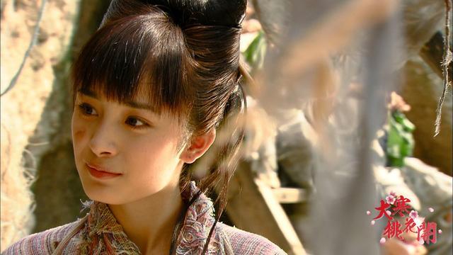 《大寒桃花开》上映遭抵 观众:17岁杨幂更漂亮