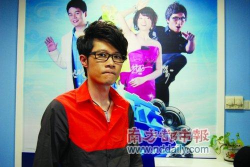 舞美师现身综艺节目 曾是湖南广电员工(图)