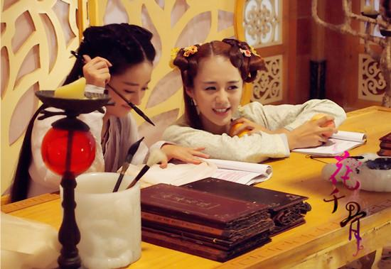 《花千骨》安悦溪为爱牺牲 网友不舍糖宝