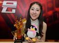 专访冠军张碧晨:奖杯有点烫手 帕叔是心中第一