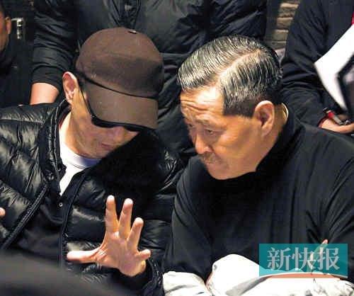 赵本山谈《一代宗师》:我演完还不知道我演谁