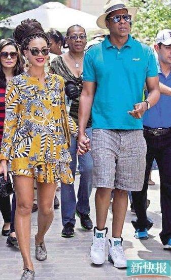碧昂斯夫妇赴古巴度假引轰动 遭美国国会调查
